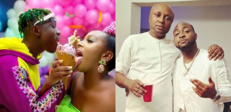 Davido Reacts To DJ Cuppy's Legal Threat Against Isreal ...